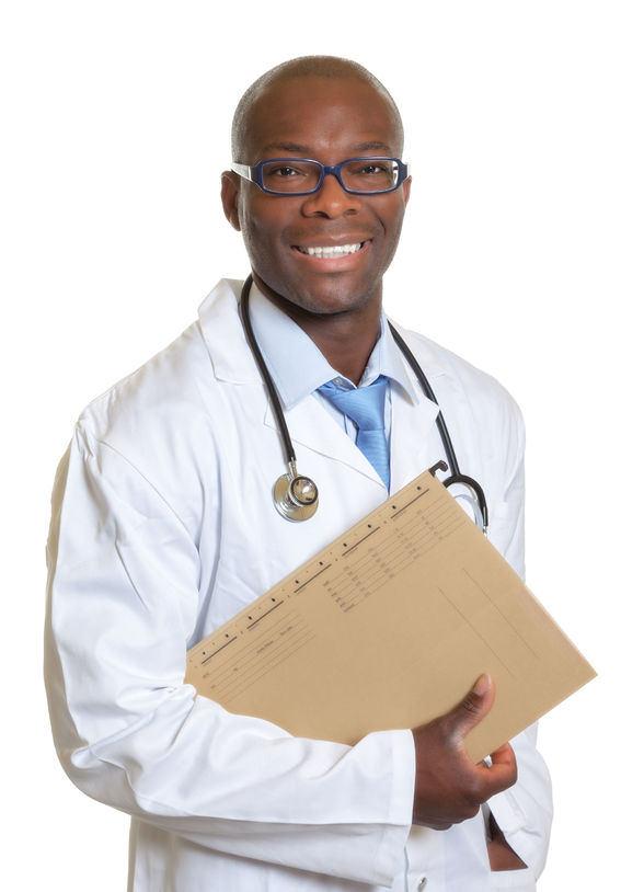 dokter als voorbeeld van autoriteit